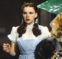 Judy Garland in The Wizard of Oz Trailer 2