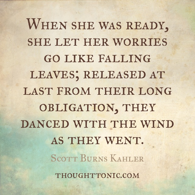 Dancing Worries